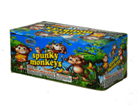 Spunky Monkey   Firework City